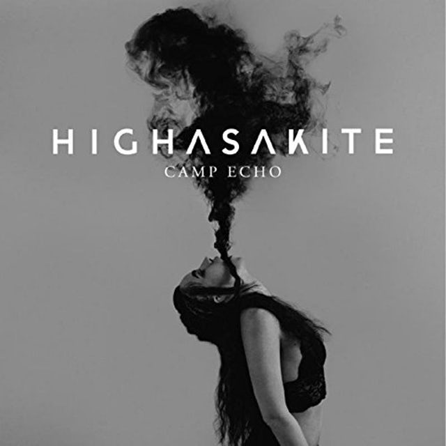 Highasakite CAMP ECHO CD