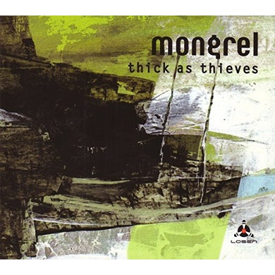 Mongrel THICK AS THIEVES CD