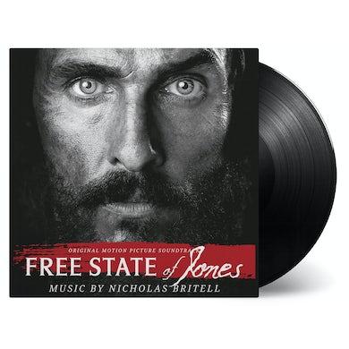 Nicholas Britell FREE STATE OF JONES / Original Soundtrack Vinyl Record