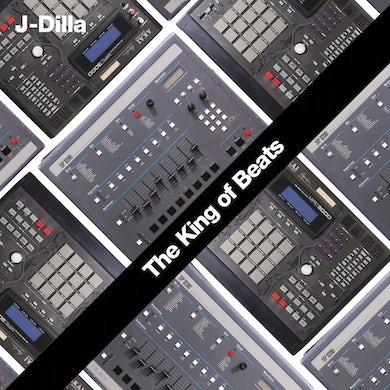 J Dilla KING OF BEATS CD