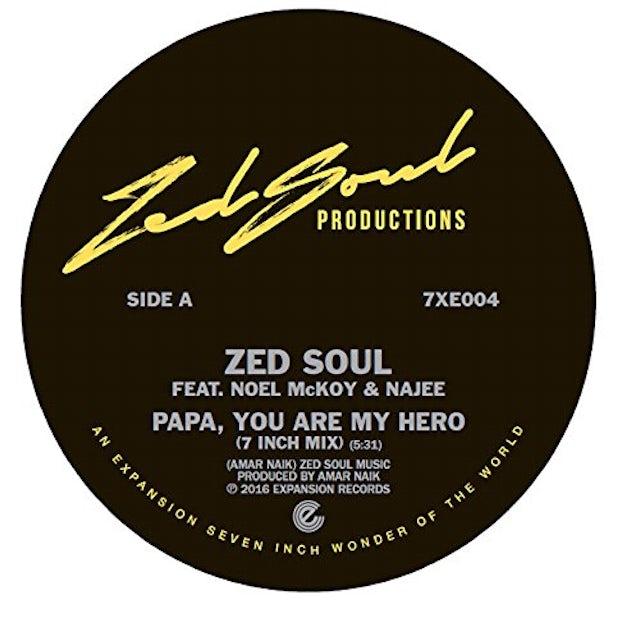 Zed Soul / Noel Mckoy / Najee