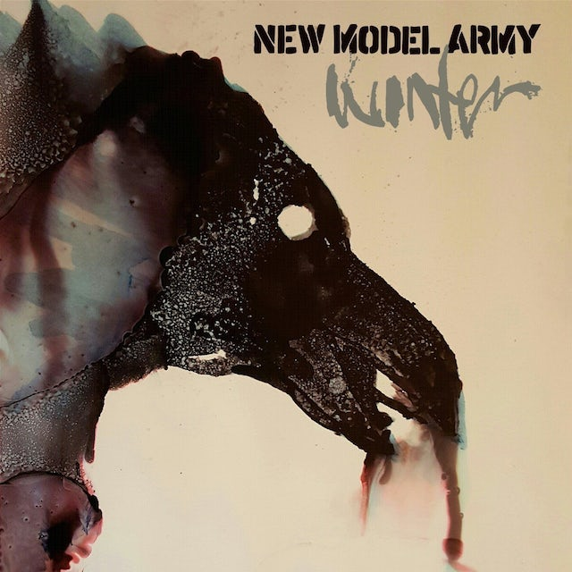 New Model Army WINTER CD