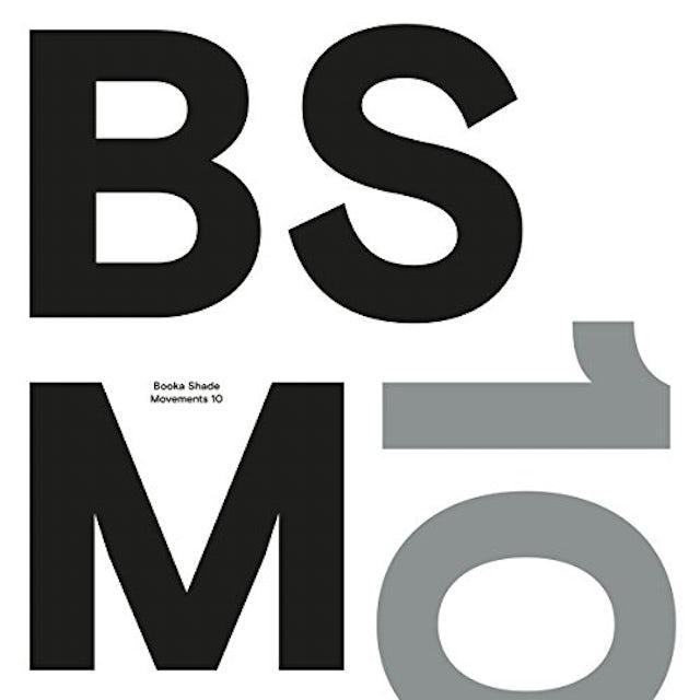 Booka Shade MOVEMENTS 10 CD