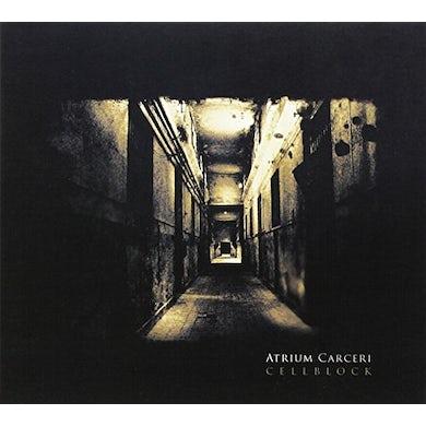 Atrium Carceri CELLBLOCK CD