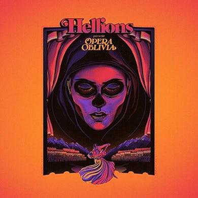 Hellions OPERA OBLIVIA CD