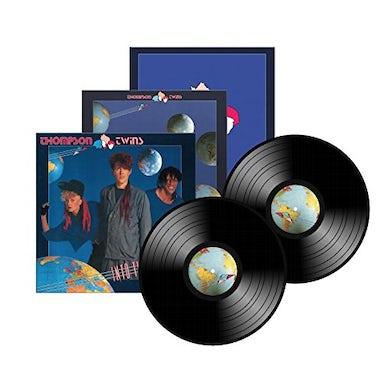 Thompson Twins INTO THE GAP Vinyl Record