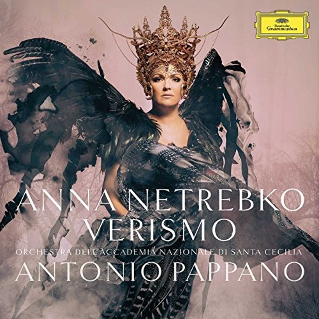 Anna Netrebko VERISMO CD