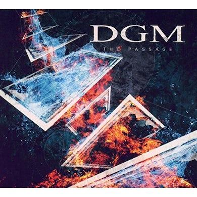 DGM PASSAGE CD