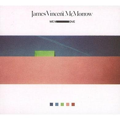 James Vincent Mcmorrow WE MOVE Vinyl Record
