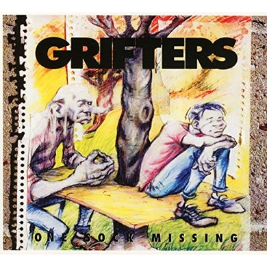 Grifters ONE SOCK MISSING CD