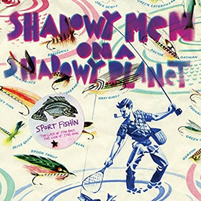Shadowy Men On A Shadowy Planet SPORT FISHIN: LURE OF THE BAIT THE LUCK OF HOOK CD