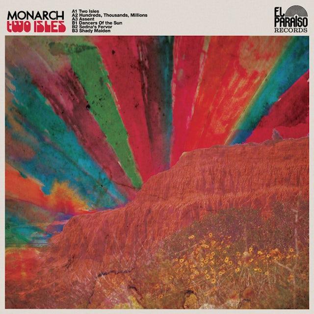 MONARCH TWO ISLES CD