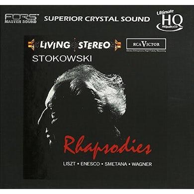 Leopold Stokowski RHAPSODIES (UHQCD) CD