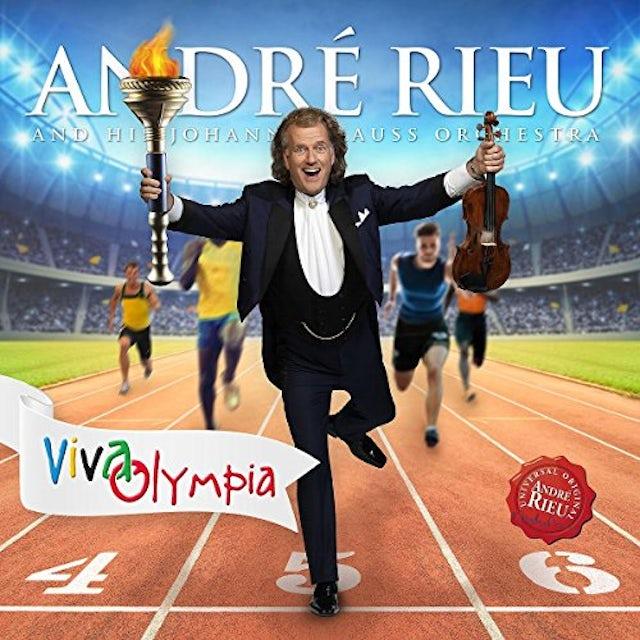 Andre Rieu VIVA OLYMPIA CD