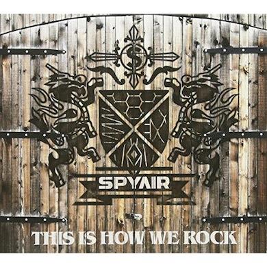 SPYAIR THIS IS HOW WE ROCK CD