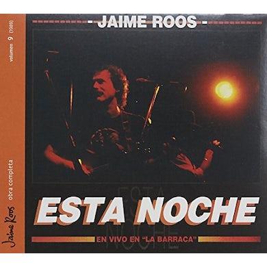 ESTA NOCHE EN VIVO EN LA BARRACA CD