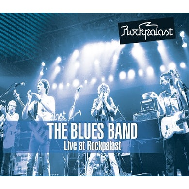BLUES BAND LIVE AT ROCKPALAST 1980 Vinyl Record