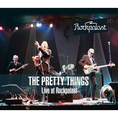 The Pretty Things LIVE AT ROCKPALAST 1988 Vinyl Record