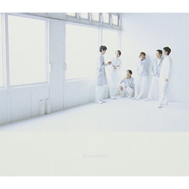 V6 BEAUTIFUL WORLD: DELUXE EDITION VERSION A CD