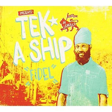 Fidel Nadal TEK A SHIP CD
