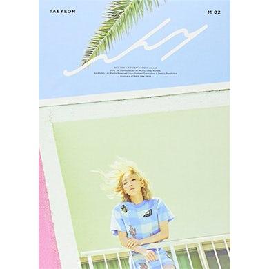 Taeyeon WHY CD