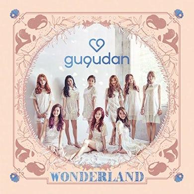 gugudan ACT 1 THE LITTLE MERMAID CD