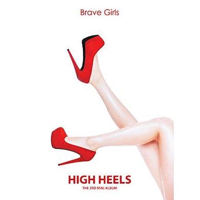 Brave Girls  HIGH HEELS (3RD MINI ALBUM) CD