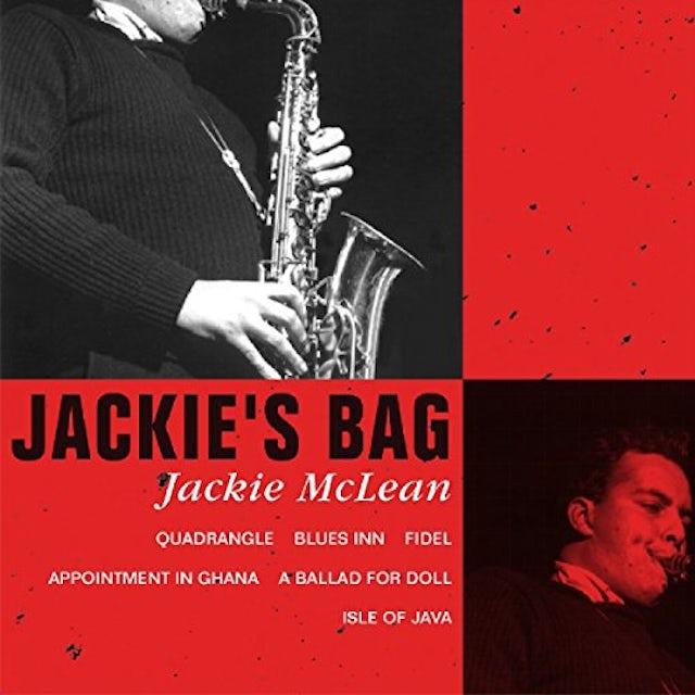 Jackie Mclean JACKIE'S BAG CD