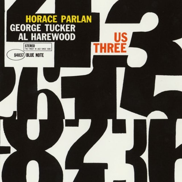 Horace Parlan US THREE CD
