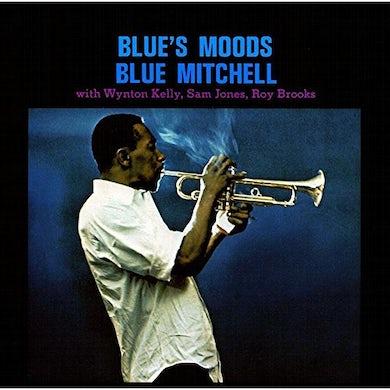 BLUE'S MOODS CD