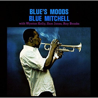 Blue Mitchell BLUE'S MOODS CD