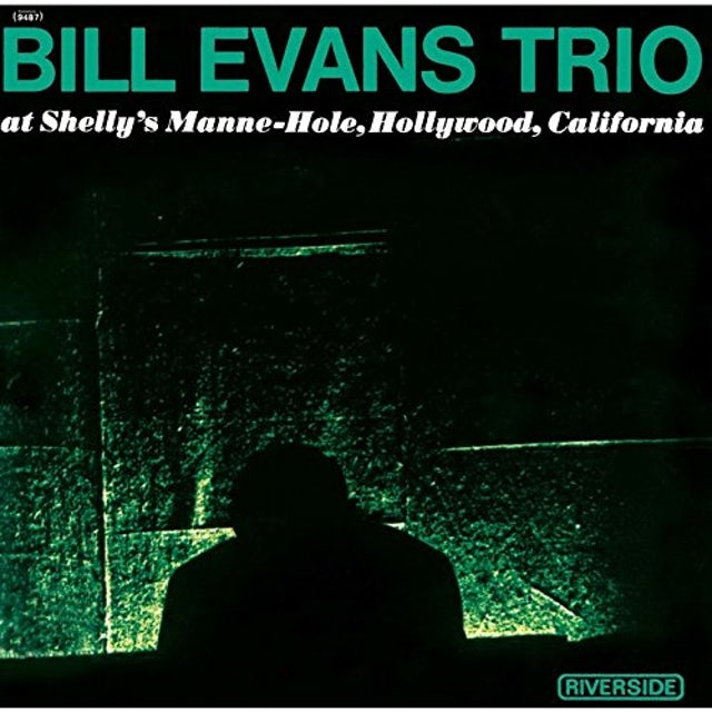 Bill Evans TRIO AT SHELLY'S MANNE-HALL CD