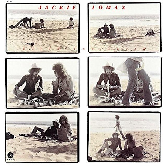 Jackie Lomax LIVIN FOR LOVIN CD