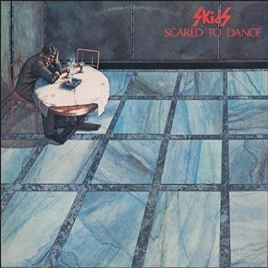 Skids SCARED TO DANCE Vinyl Record