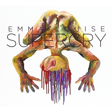 Emma Louise SUPERCRY CD