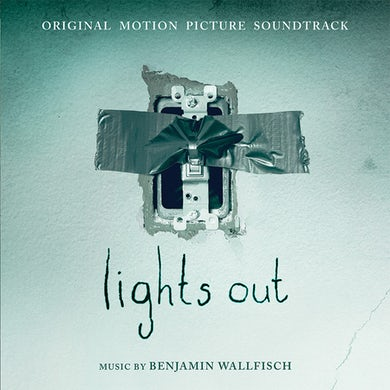 Benjamin Wallfisch LIGHTS OUT - O.S.T. (MOD) CD