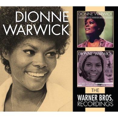 Dionne Warwick WARNER BROS RECORDINGS CD