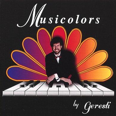 Geresti MUSICOLORS CD