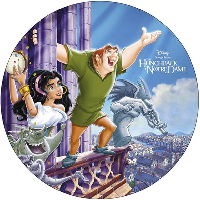 SONGS FROM THE HUNCHBACK OF NOTRE DAME / Original Soundtrack Vinyl Record
