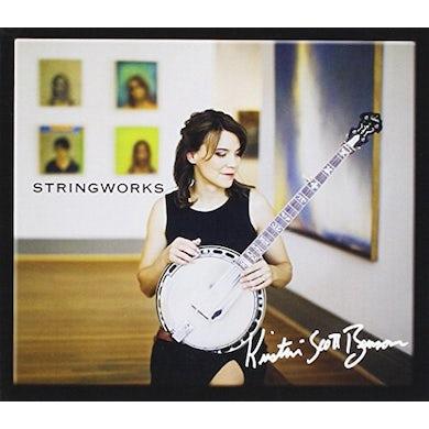 Kristin Scott Benson STRINGWORKS CD