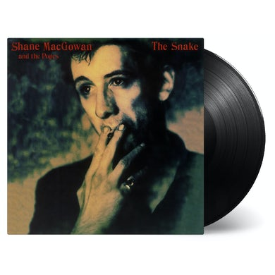 Shane Macgowan & The Popes SNAKE Vinyl Record