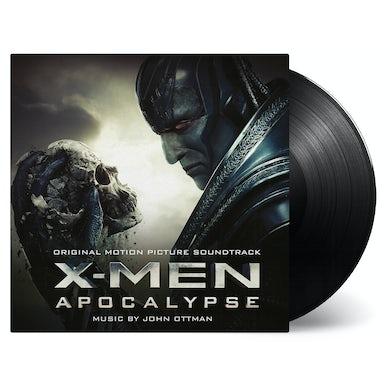 John Ottman X-MEN: APOCALYPSE / Original Soundtrack Vinyl Record