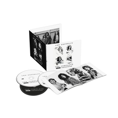 Led Zeppelin COMPLETE BBC SESSIONS CD