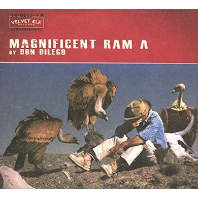 Don Dilego MAGNIFICENT RAM A CD