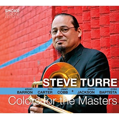 Steve Turre COLORS FOR THE MASTERS CD