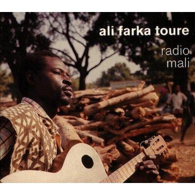 Ali Farka Toure RADIO MALI CD