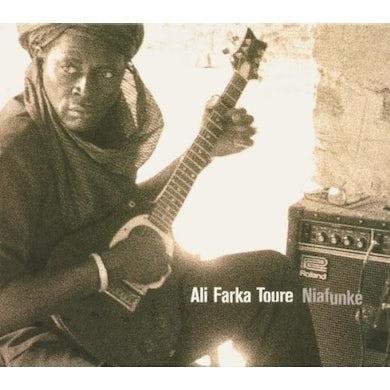 Ali Farka Toure NIAFUNKE CD
