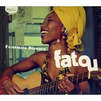 Fatoumata Diawara FATOU CD