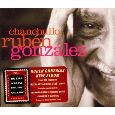 Ruben Gonzalez CHANCHULLO CD