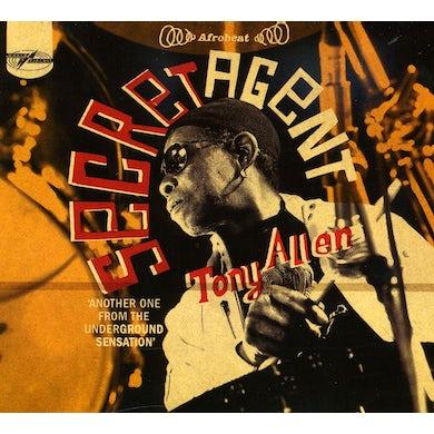 Tony Allen SECRET AGENT CD